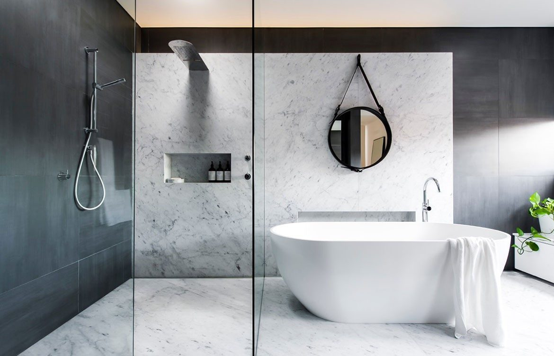 Laisvai pastatomos vonios
